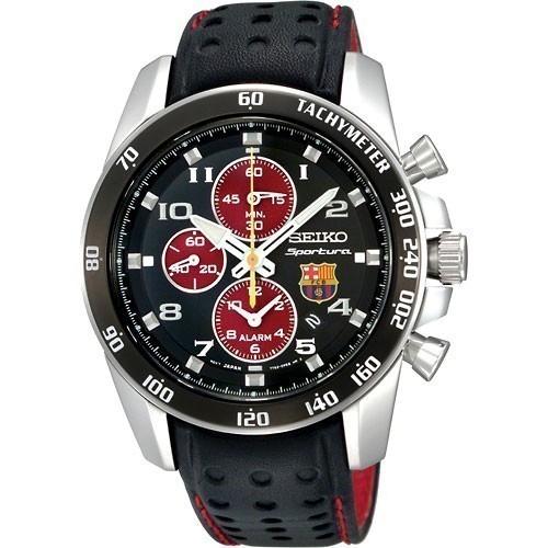 Hodinky pánské Seiko Sportura FC Barcelona SNAE75  156e6a7d6d