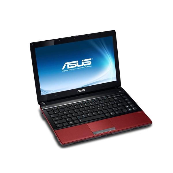 4fa80a81be Notebook Asus U31SG-RX034V červený (i5-2450M