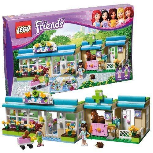 daff31502 Stavebnice LEGO® FRIENDS® 3188 Veterinární klinika v Heartlake ...