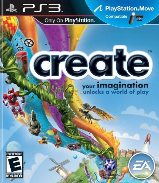 Fun Games For Ps3 : Hra ea playstation create euronics