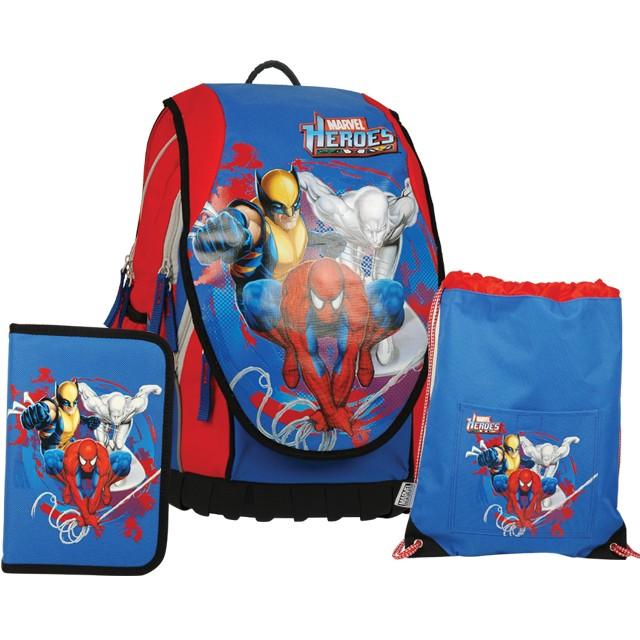Školní set Sun Ce Marvel Hero ABB SET (Spiderman af40fb0f19