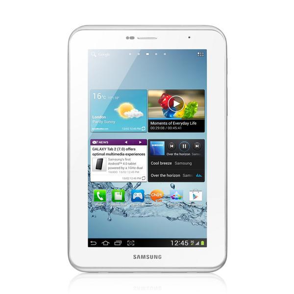 041a95f50 Dotykový tablet Samsung Galaxy Tab 2 (P3100) bílý (7