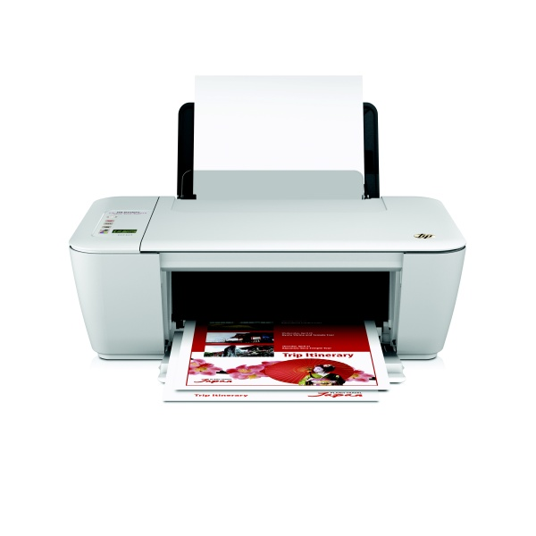 how to connect hp deskjet 2545 to wifi