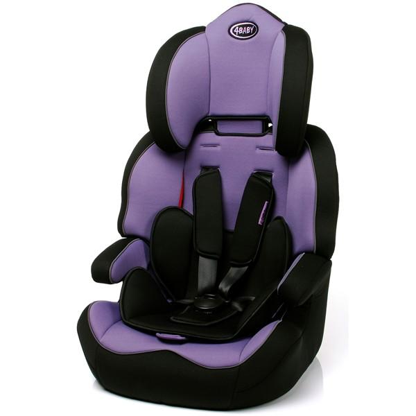 Autosedacka 4baby Rico Comfort 2016 Purple 9 36 Kg Fialova Euronics