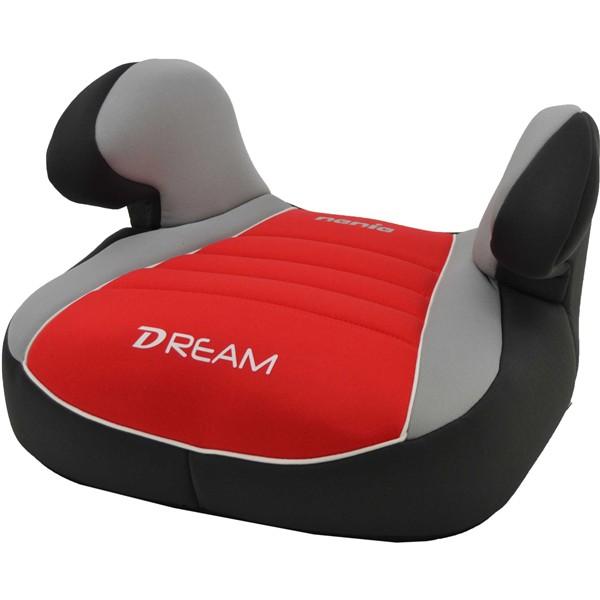 7e19e7e60 Autosedačka Nania Dream Luxe 2015 Agora Carmin 15-36 kg černá/červená