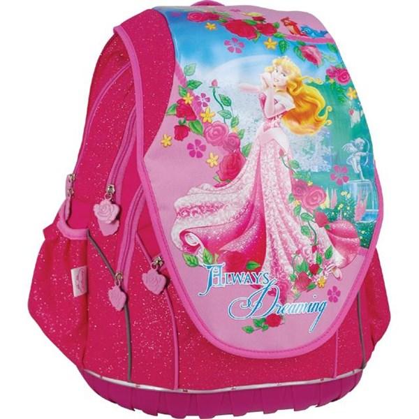 Batoh školní Sun Ce anatomický ABB Disney Princezny Růženka růžové ... a9f25c5885
