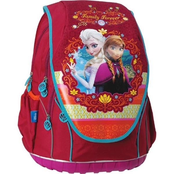 e75e94b0c6 Batoh školní Sun Ce anatomický ABB Disney Frozen ledové království  červené růžové