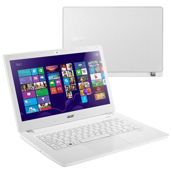 Notebook Acer Aspire V3 371 50YT Bily I5 4210U 4GB