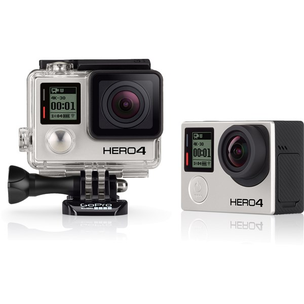 cfd974c458a Outdoorová kamera GoPro HERO4 Black