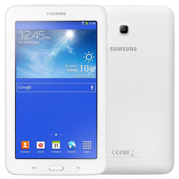 17463d02a Dotykový tablet Samsung Galaxy Tab 3 Lite (SM-T113) bílý | EURONICS