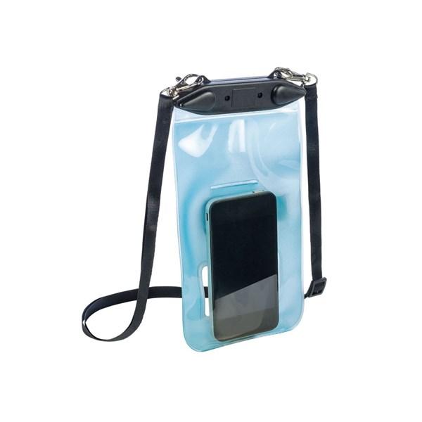 Pouzdro na mobil Ferrino vodotěsný TPU WATERPROOF BAG 11x20 modrý ... b2483f78ff8