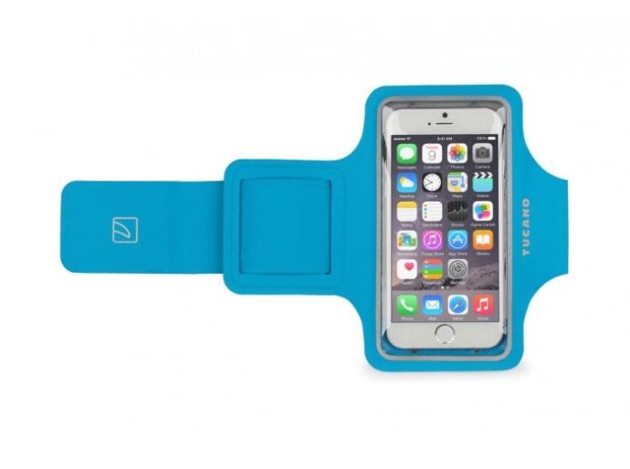 Pouzdro na mobil sportovní Tucano Armband pro velikost do 5