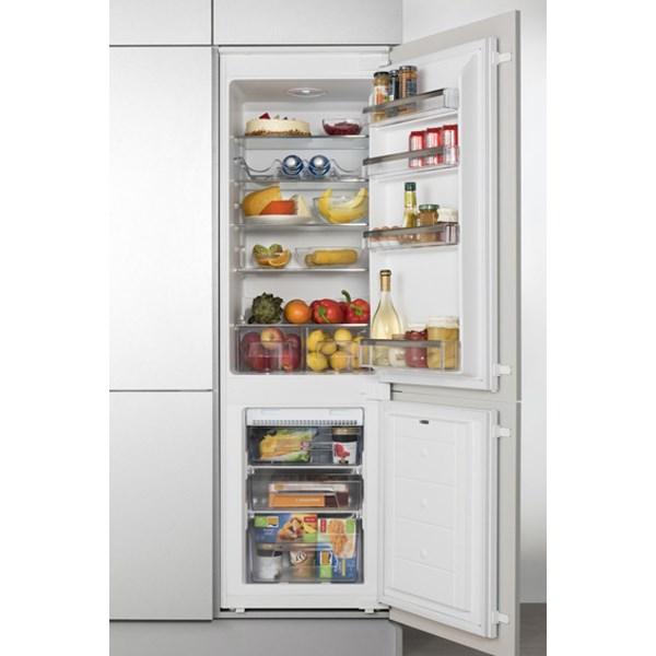 Inteligentny Chladnička s mrazničkou Amica BK 316.3 FA bílá | EURONICS NR57
