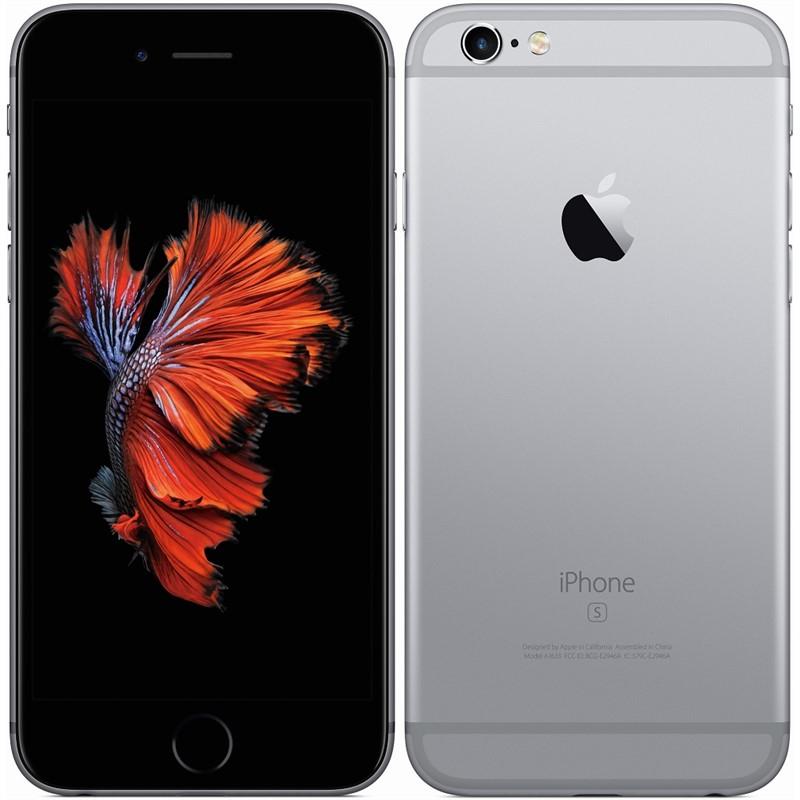 Mobilní telefon Apple iPhone 6s 128GB - Space Gray + dárek  949d38289b6