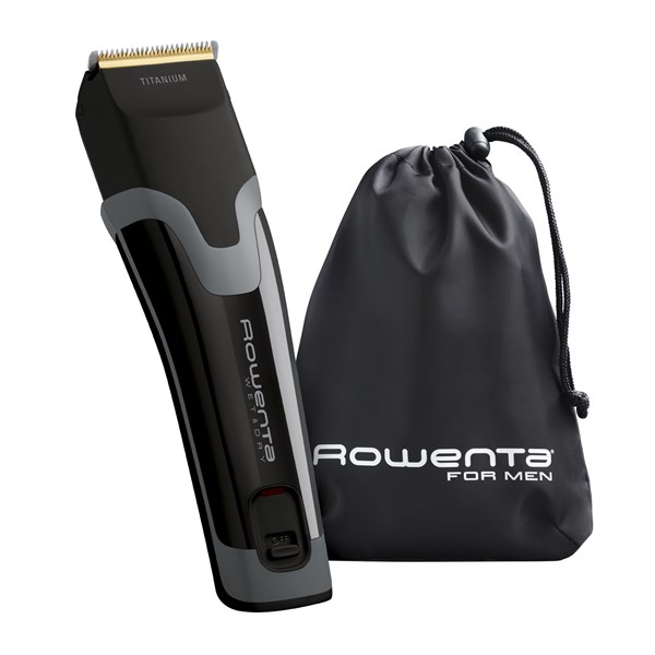 Zastřihovač vlasů Rowenta Wet   Dry TN5100F0 černý šedý  c5424d98cbc