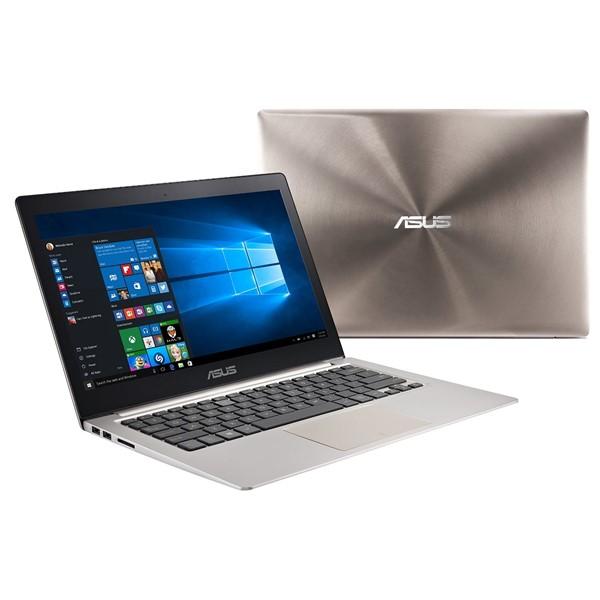 0d03b8ef15 Notebook Asus Zenbook UX303UB - dotykový hnědý