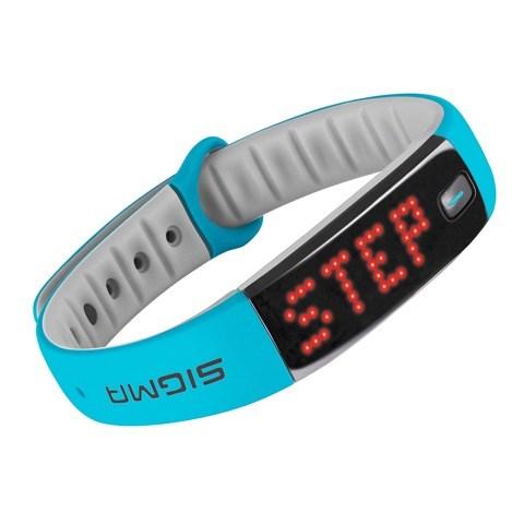 ae69276acf1 Návod pro Fitness náramek Sigma ACTIVO modrý