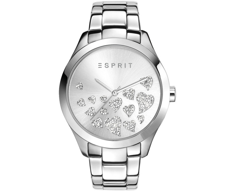 Hodinky dámské Esprit ES-Esmee Silver ES107282004  bf27755226