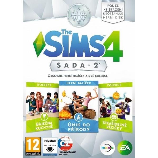 Výsledek obrázku pro the sims 4 bundle pack 2