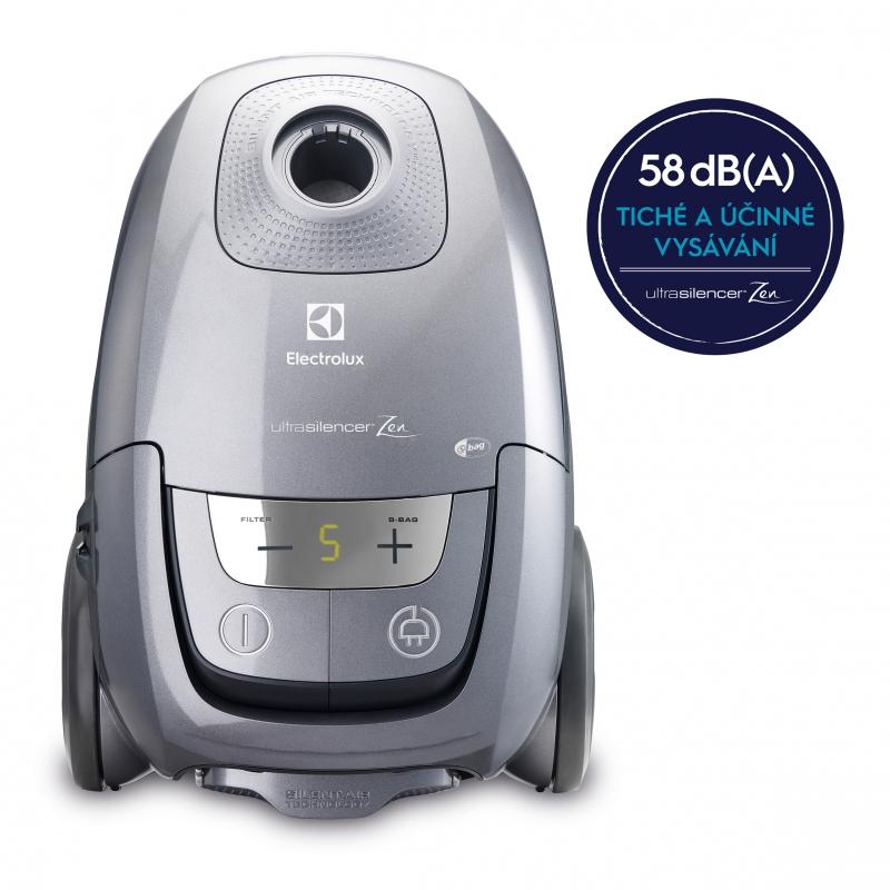 b3e6b376b Vysavač podlahový Electrolux UltraSilencer ZEN ZUSDELUX58 | EURONICS