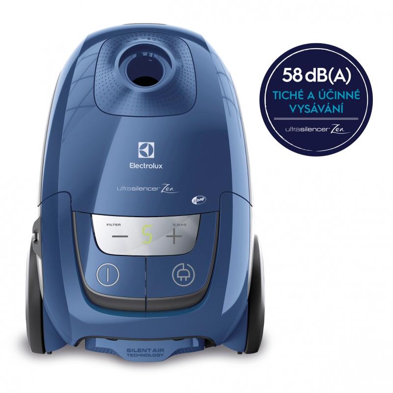 81f824de9 Vysavač podlahový Electrolux UltraSilencer ZEN ZUSALLER58 modrý ...