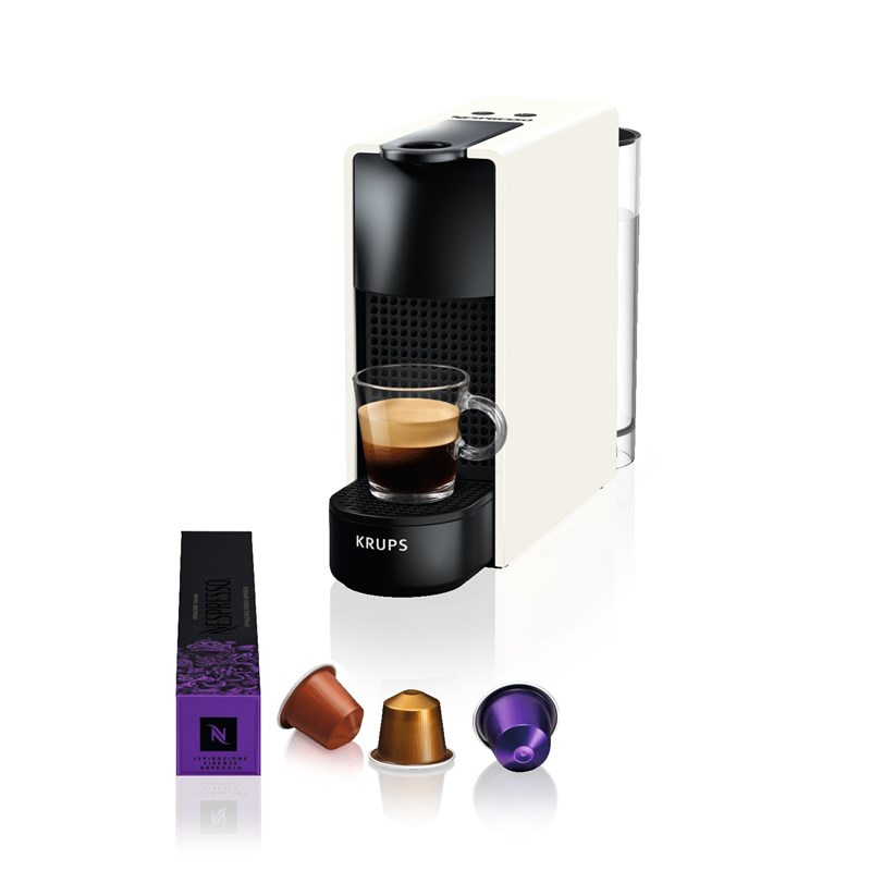 espresso krups nespresso essenza mini xn110110 euronics. Black Bedroom Furniture Sets. Home Design Ideas
