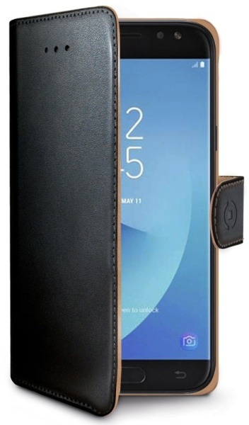 Pouzdro na mobil flipové Celly Wally pro Samsung Galaxy J5 (2017) černé 3cb939deae2