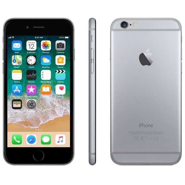 Mobilní telefon Apple iPhone 6 32GB - space grey  97e4169b6bf