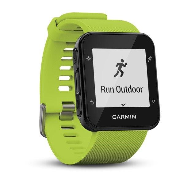 GPS hodinky Garmin Forerunner 35 zelené  62453f5e142