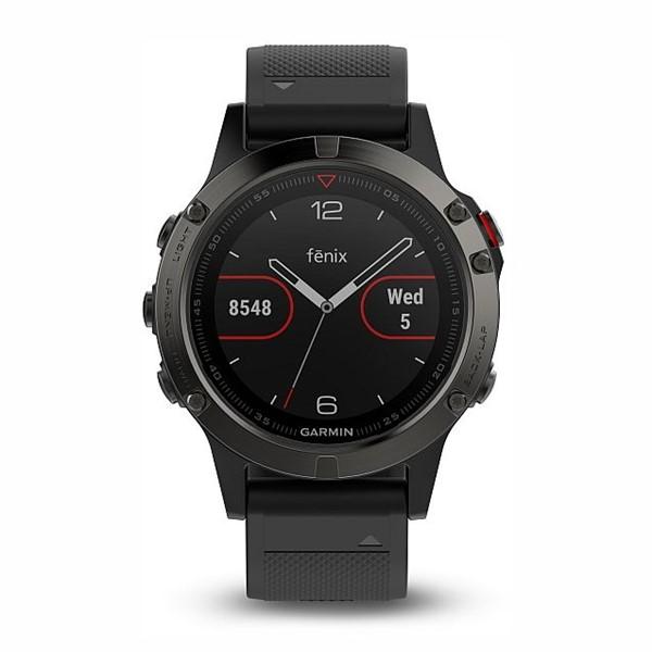 GPS hodinky Garmin Fenix 5 černé šedé  5e504d5bef