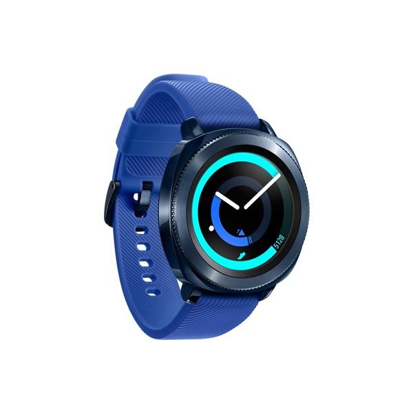 86ca4c1c1 Chytré hodinky Samsung Gear Sport modrý | EURONICS