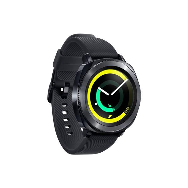 Chytré hodinky Samsung Gear Sport černý  964298c419