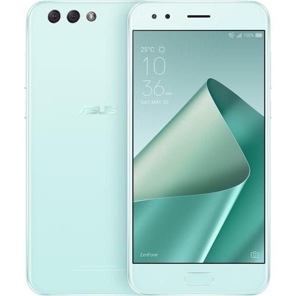 Mobilní telefon Asus ZenFone 4 (ZE554KL-1N010WW) zelený + dárek ... 23a2f624744