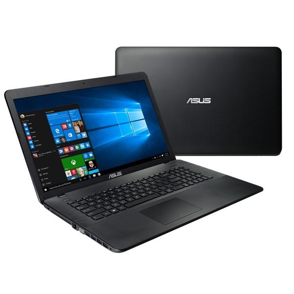 cd78669713 Notebook Asus X751NV-TY001T černý