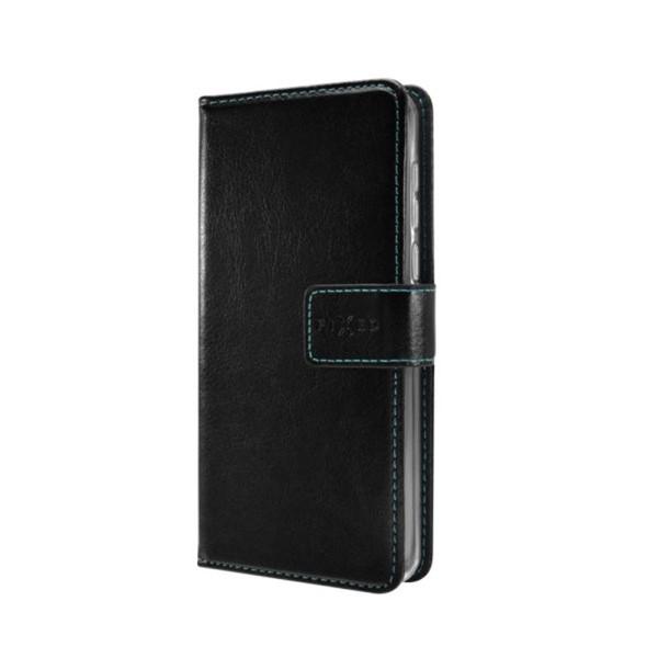Pouzdro na mobil flipové FIXED Opus pro Lenovo Vibe C2 černé  a13418fec83