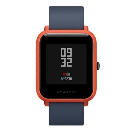 Chytré hodinky Xiaomi Amazfit Bip oranžový  33d5145e8d8