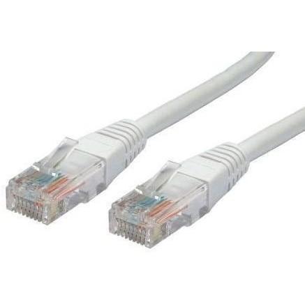 a25d36ba4 Kabel AQ Síťový UTP CAT 5, RJ-45 LAN, 15 m bílý | EURONICS