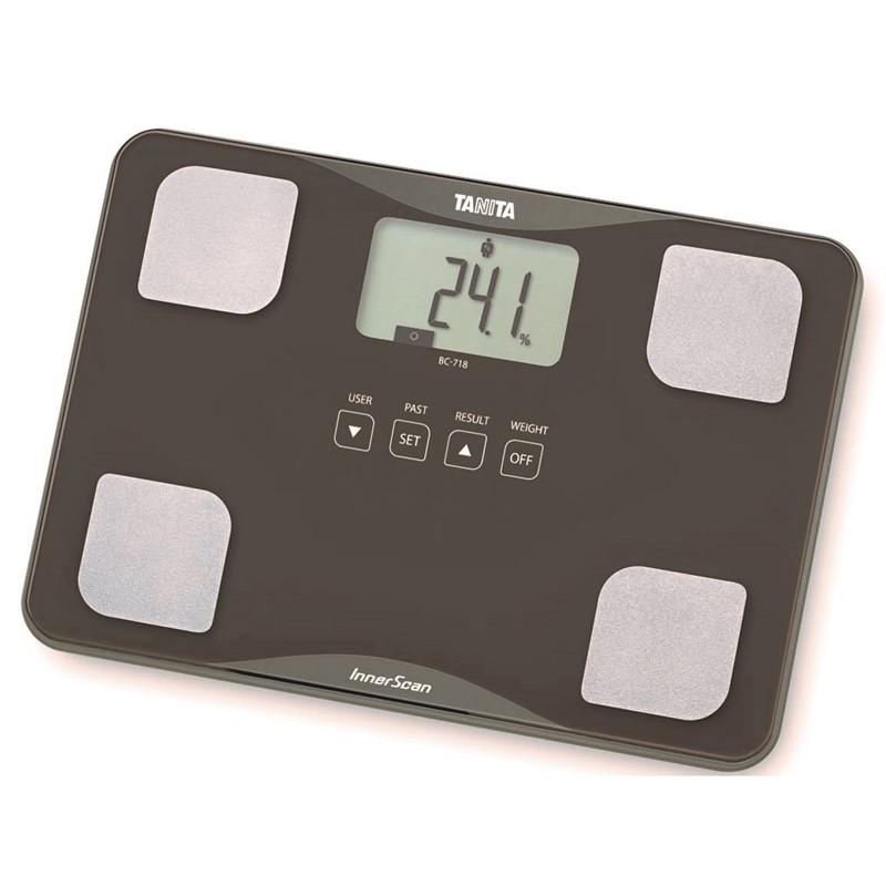 955dd53b0 Osobní váha Tanita BC 718S hnědá | EURONICS