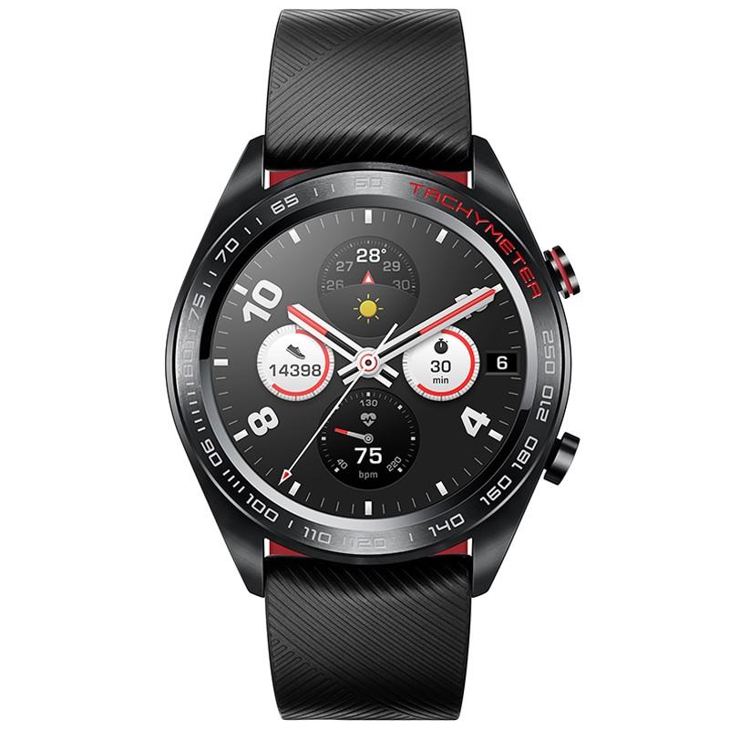 73fb756ab Chytré hodinky Honor Watch Magic černý   EURONICS
