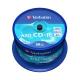 Verbatim Crystal CD-R 700MB/80min, 52x, 50-cake