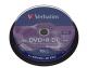 Verbatim DVD+R DualLayer, 8.5GB, 8x, 10cake