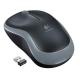 Logitech Wireless Mouse M185 stříbrná