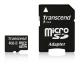 Transcend 4GB Class4 + adapter