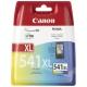 Canon CL-541 XL, 400 stran - originální červená/modrá/žlutá