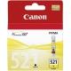 Canon CLI-521Y, 530 stran - originální
