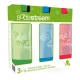 SodaStream TriPack GREEN/RED/BLUE