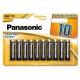 Panasonic AA, R06, blistr 10ks