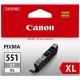 Canon CLI-551XL GY, 3350 stran - originální