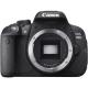 Canon 700D, tělo