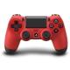 Sony Dual Shock 4 pro PS4 - červený